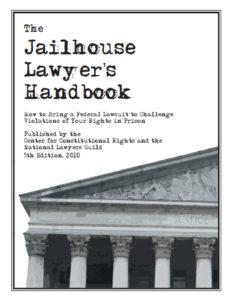 Jailhouse Lawyer's Handbook